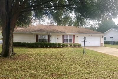 Spruce Creek Single Family Home Sold: 8451 SW 63rd Avenue