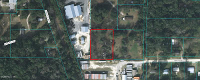 Ocala Residential Lots & Land For Sale: 2165 NW 40th Street