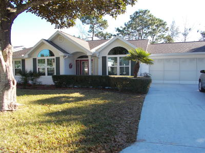 Oak Run Single Family Home For Sale: 8533 SW 108th Place Road