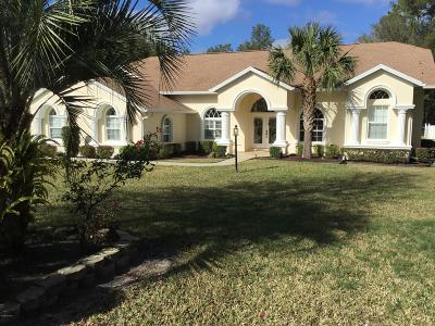Dunnellon Single Family Home For Sale: 9701 SW 209th Court