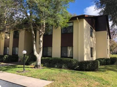 Ocala Condo/Townhouse For Sale: 508 Silver Course #A