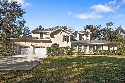 Ocala Single Family Home For Sale: 7398 SE 12th Circle