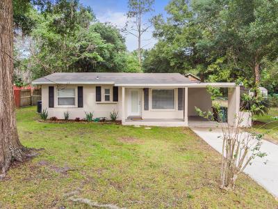 Ocala Single Family Home For Sale: 1118 NE 10th Avenue