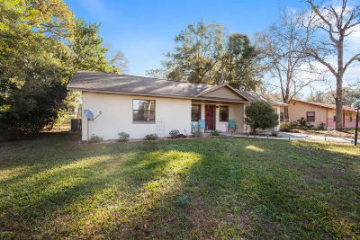 Belleview FL Single Family Home For Sale: $154,900