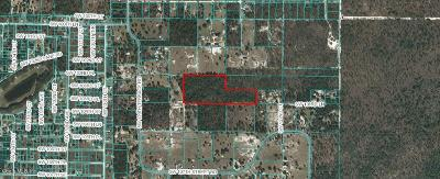 Rolling Hills, Rolling Hills Unit 1-A, Rolling Hills Unit 2, Rolling Hills Unit 2-A, Rolling Hills Unit 3, Rolling Hills Unit 4, Rolling Hills Unit 5 Residential Lots & Land For Sale: SW 103rd Lane