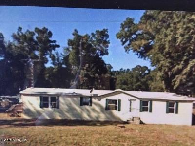 Ocala Mobile/Manufactured For Sale: 8640 NW 10 Avenue