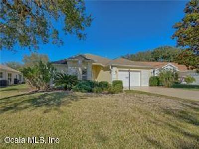 The Villages Single Family Home For Sale: 2105 Barbosa Court