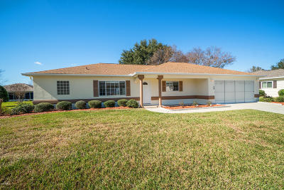 Spruce Creek Gc Single Family Home For Sale: 13768 SE 88th Court