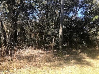 Citrus County Residential Lots & Land For Sale: 11300 N Angel Terrace