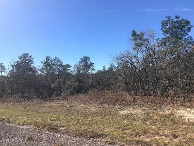 Citrus County Residential Lots & Land For Sale: 6656 N Winlock Terrace