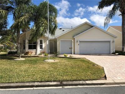 The Villages Single Family Home For Sale: 1311 Catalani Lane