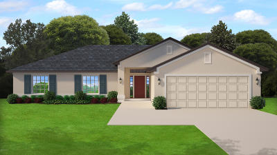 Ocala Single Family Home For Sale: 19 Pine Course Place