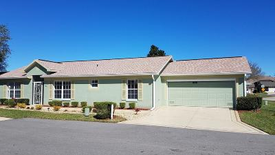 Summerfield FL Single Family Home Pending: $159,900