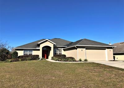 Ocala Single Family Home For Sale: 6811 SE 11 Place