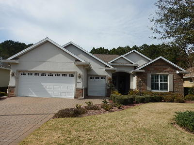 Candler Hills Single Family Home For Sale: 8652 SW 86th Circle