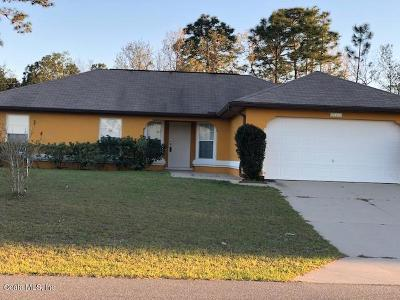 Ocala Single Family Home For Sale: 6430 SW 129th Loop