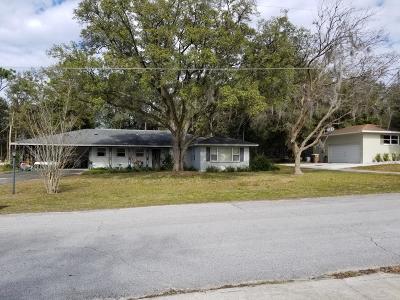 Ocala Single Family Home For Sale: 4317 NE 13th Street