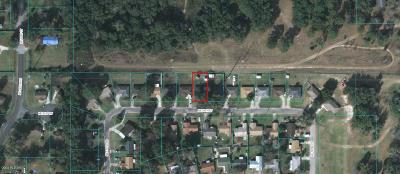 Ocala Single Family Home For Sale: 1805 NE 30th Street