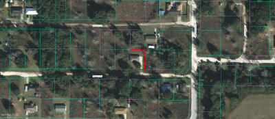 Ocala Single Family Home For Sale: 5353 NW 7th Street