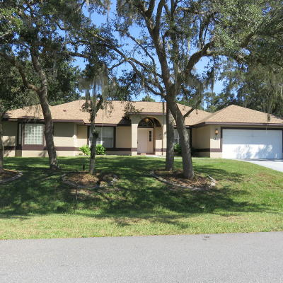 Majestic Oaks Single Family Home For Sale: 5405 SW 86 Place