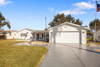 Spruce Creek So Single Family Home For Sale: 17887 SE 97th Avenue