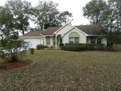 Oak Run Single Family Home For Sale: 7465 SW 113 Place
