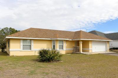 Bronson Single Family Home Pending: 10281 NE Highway 27 Alt