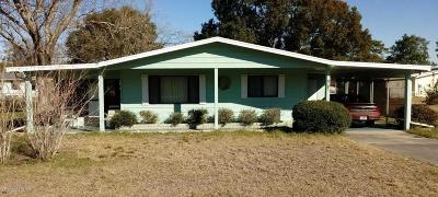 Ocala Single Family Home For Sale: 8955 SW 104th Place