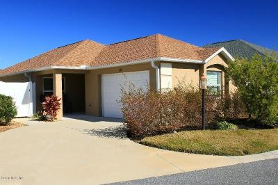 The Villages Condo/Townhouse For Sale: 889 Parrish Place