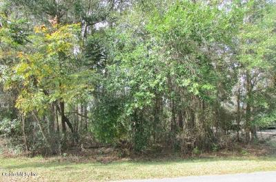 Rainbow Spgs Cc Residential Lots & Land For Sale: SW 85 Loop