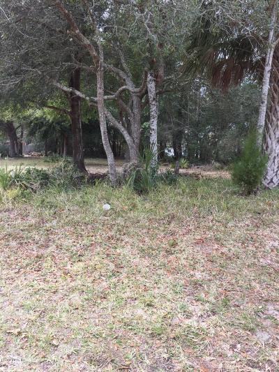 Residential Lots & Land For Sale: SW 35th Ave. Rd