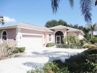 Lady Lake Single Family Home For Sale: 6116 Spinnaker Loop