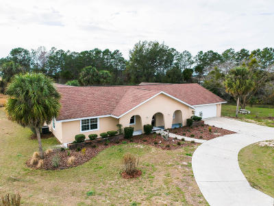 Ocala Single Family Home For Sale: 5 Emerald Trace