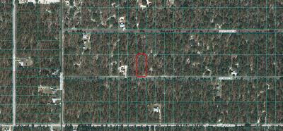 Rainbow Lake Es Residential Lots & Land For Sale: SE Mango Lane