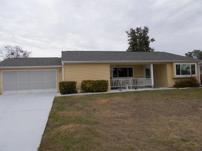 Oak Run Single Family Home For Sale: 8643 SW 108th Place