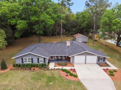 Ocala Single Family Home For Sale: 1941 SE 50th Terrace