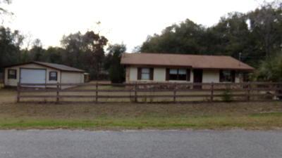 Belleview Single Family Home Pending: 13100 SE 101st Terrace
