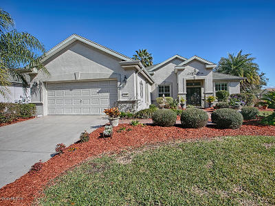 Summerfield Single Family Home For Sale: 13277 SE 86th Circle