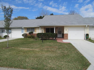 Ocala Condo/Townhouse For Sale: 8625 SW 94th Lane #D