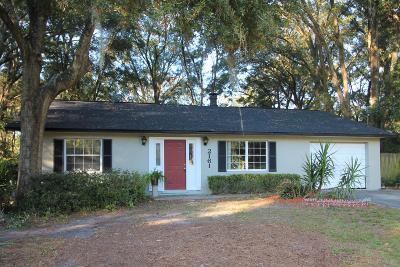 Single Family Home For Sale: 2161 NE 36th Street