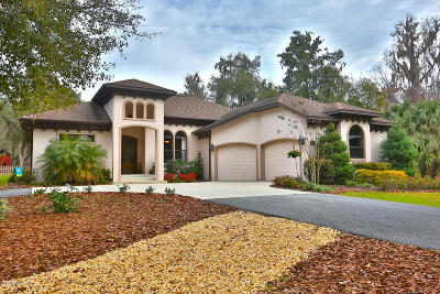 Ocala Single Family Home Pending-Continue to Show: 1125 SE 85th Street