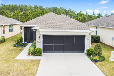 Ocala Single Family Home For Sale: 9137 SW 70th Loop