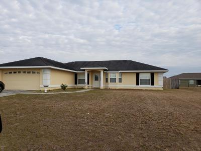 Belleview FL Single Family Home For Sale: $169,900