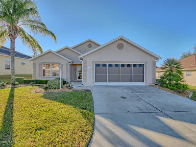 Summerfield FL Single Family Home For Sale: $199,900