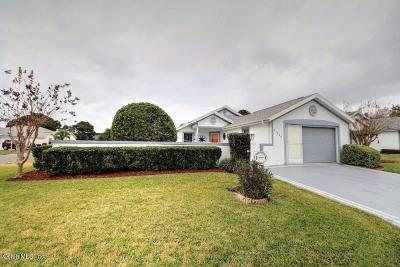 Summerfield Single Family Home For Sale: 17690 SE 114 Court