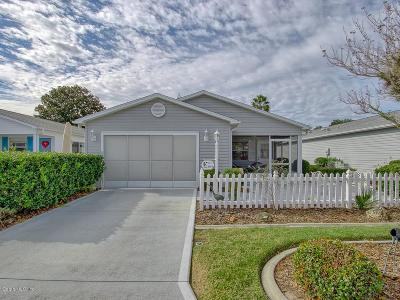 The Villages Single Family Home For Sale: 2184 Estevez Drive