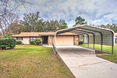 Citrus County Rental For Rent: 632 N Pompeo Avenue