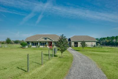 Marion County Farm For Sale: 9327 NW 63rd Street