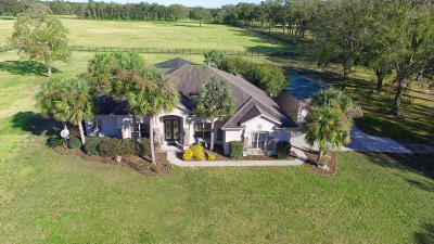 Marion County Farm For Sale: 6575 NW 170th Avenue