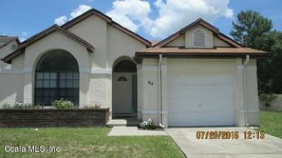 Marion Oaks North, Marion Oaks South, Marion Oaks Rnc Single Family Home For Sale: 329 Marion Oaks Boulevard #B2